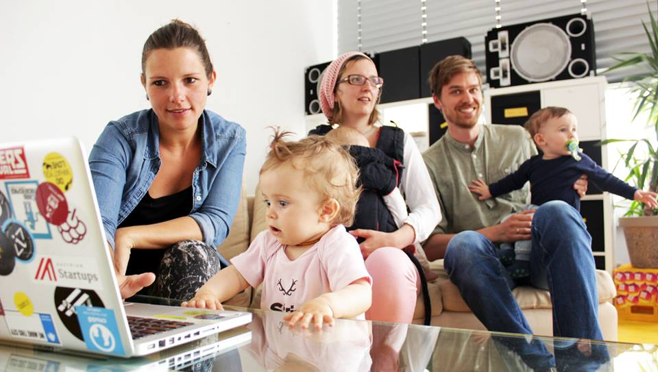 Coworking & Baby Salzburg