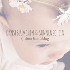 Logo-Gänseblümchen & Sonnenschein