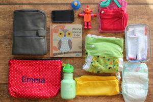 What's in your bag, Ann-Kathrin?