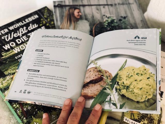 Buchtipps im Herbst - Wilde Outdoor Küche