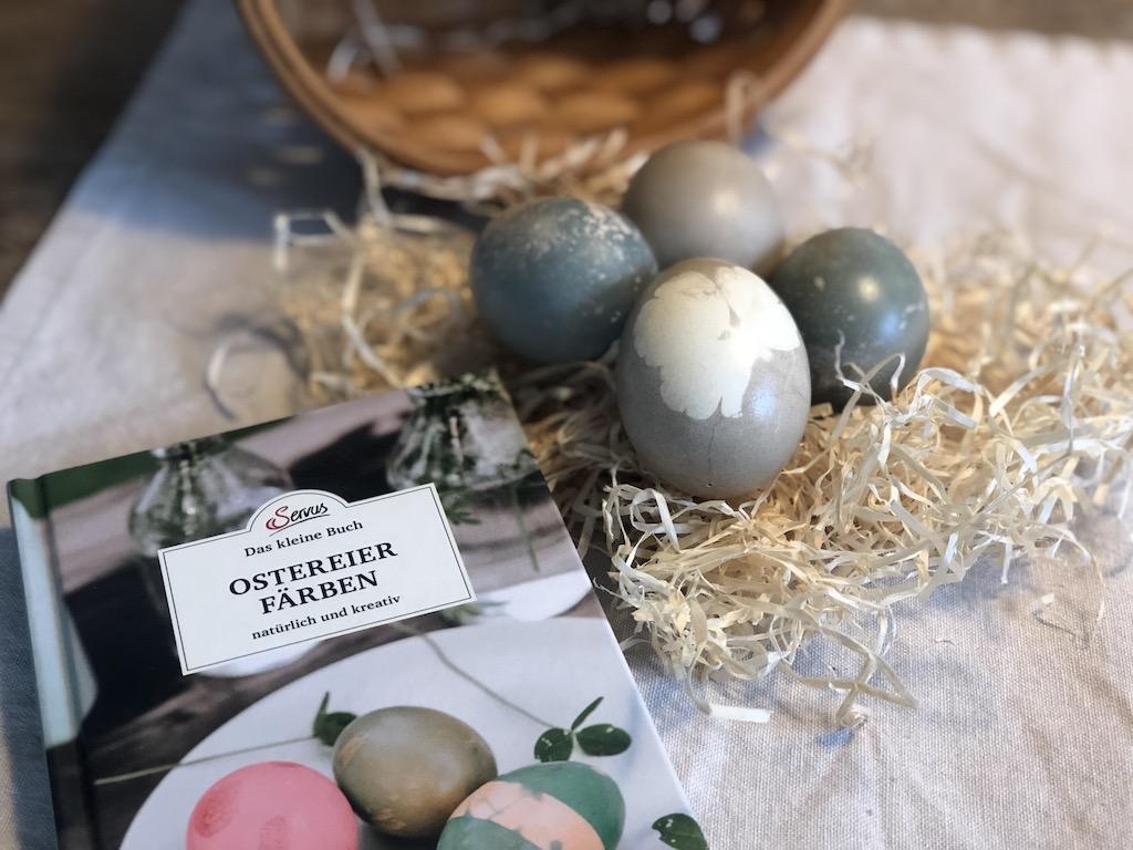 Eier färben ganz natürlich