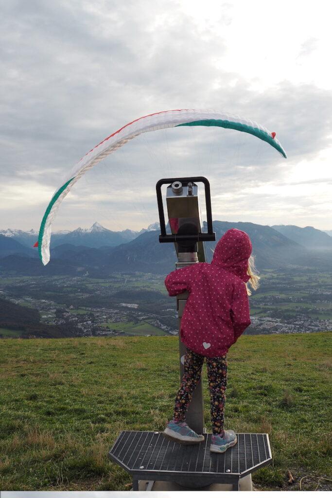 111 Orte für Kinder Salzburg Gaisberg