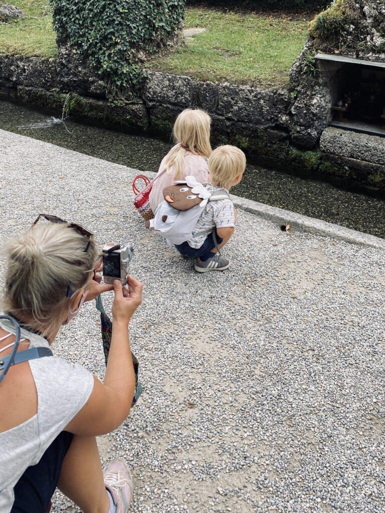 111 Orte für Kinder in Salzburg Hellbrunn